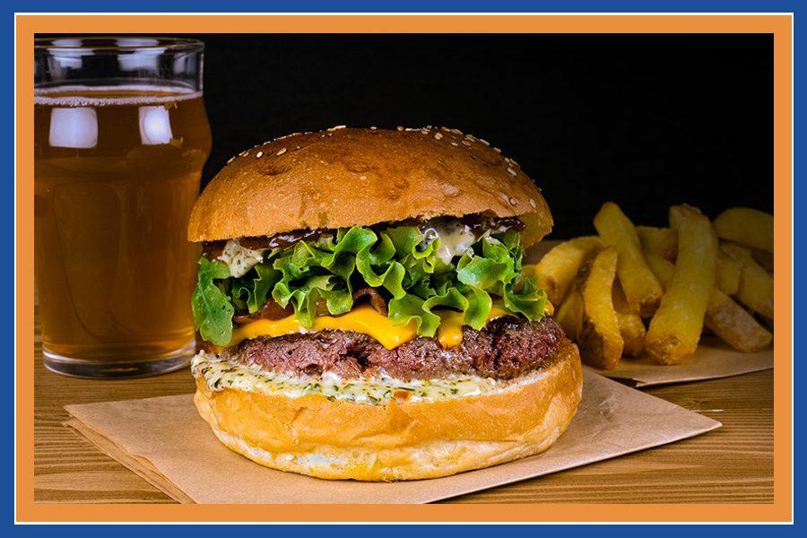 Il nuovo hamburger ′′El Gaucho′′ ti aspetta da Holy Cow!